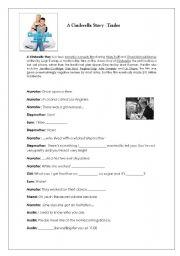 A cinderella Story Trailer - ESL worksheet by carolyncris