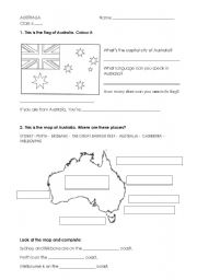 Printables Australia Worksheets english teaching worksheets australia australia