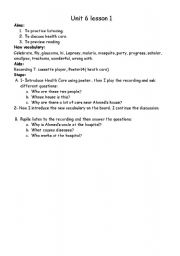 English Worksheets: lessons