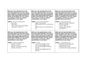 English Worksheets: Questionnaires and statistics