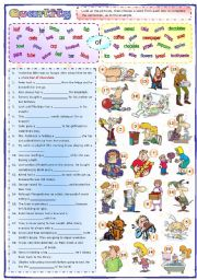 English Worksheet: Quantity