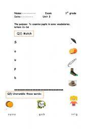 English Worksheets: useful workshaat for kids