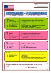 Briish and American English