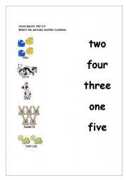 math worksheet : english teaching worksheets numbers : Numbers 1 5 Worksheets Kindergarten