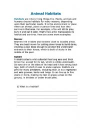 Habitat Worksheets for Second Grade http://www.eslprintables.com/printable.asp?id=326667