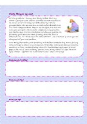 English Worksheets: Reading_Different Uses of Like