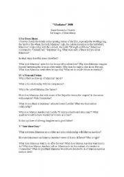 Gladiator Study Guide