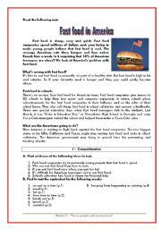 afl football reading comprehension worksheets pdf