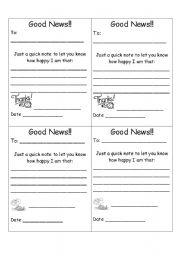 English Worksheets: reward