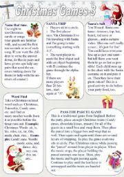 Christmas Games (3/3)