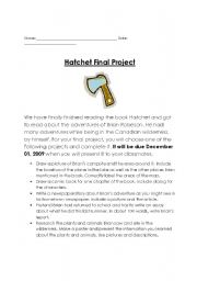 Worksheets Hatchet Worksheets hatchet worksheets