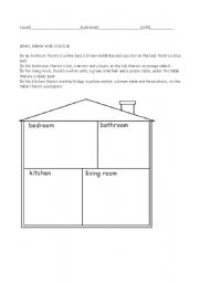 English worksheets house parts test english worksheet house parts test ibookread ePUb