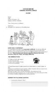 English Worksheets: social studies guide
