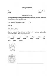 english teaching worksheets commas. Black Bedroom Furniture Sets. Home Design Ideas