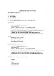 English Worksheets: ATCs