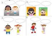 English Worksheets: Introductive worksheet