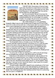 English Worksheets: Reading_The Great Australian North Part 2