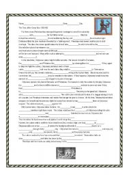 English worksheets: Test of the Great Bow - The Odyssey