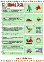 christmas information in english