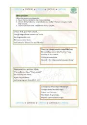 English Worksheet: Limericks (writing, speaking, theory) (4 pages)