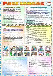 English grammar revision exercises pdf