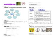 English Worksheets: Culture : Vocabulary , Discussion And writing