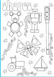 math worksheet : english teaching worksheets shapes : English Worksheets For Kindergarten 2