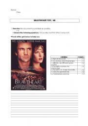 Braveheart Test