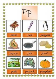 picture dictionary (p2)