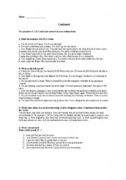 English Worksheet: If/unless: conditional activities