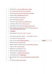 English Worksheets: Indianisms