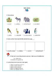 new 931 zoo field trip worksheets zoo worksheet. Black Bedroom Furniture Sets. Home Design Ideas