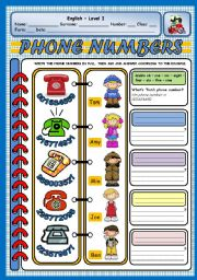phone numbers and addresses directory