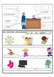 English Worksheets: quiz3