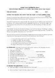 math worksheet : english teaching worksheets other worksheets : Dewey Decimal System Worksheets