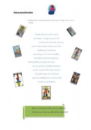 Online tarot reading generator free printable