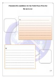 English Worksheets: A Statement of achievements     Page (4) and (5)