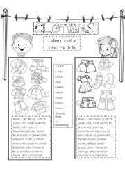 English Worksheets: Nice, simple, and useful worksheet. Hope, it help you