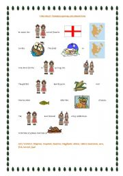The first Thanksgiving pictogram story