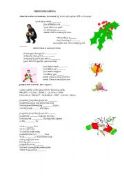 CHRISTMAS CAROLS (SPRINGSTEEN, THE MUPPETS, G.MICHAEL)