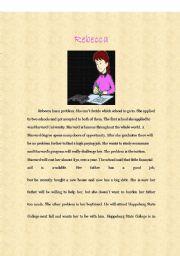 English Worksheets: DECISION 1