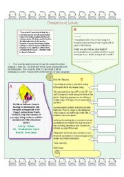 English Worksheets: Transactional letters