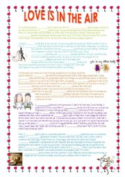 As long as you love me babe - ESL worksheet by PsychoUvita