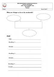 english worksheets title heading. Black Bedroom Furniture Sets. Home Design Ideas