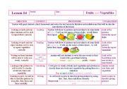 English Worksheets: preparation