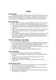 English Worksheets: Cubing