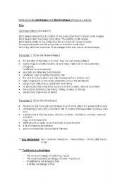 Affirmative action essays against