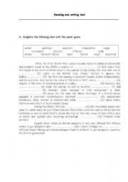 Immigration Worksheet Answers Worksheets for all   Download and ...