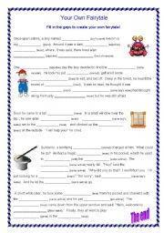 Worksheets Create Your Own Worksheets create your own fairytale worksheet