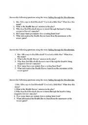 English Worksheets: Circ System